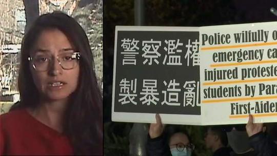 China pede para os EUA não interferirem em assuntos internos