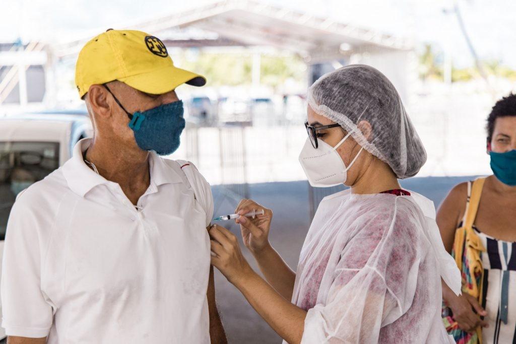Maceió suspende aplicação da 1ª dose da vacina contra Covid, mas mantém da 2ª dose neste sábado