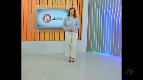 Íntegra Jornal do Almoço 31/07/2019