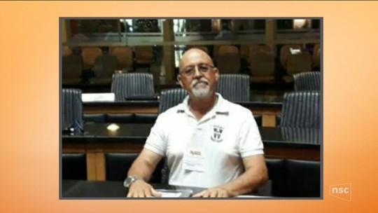 Vereador de Lebon Régis morre em acidente com trator