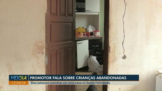 Mãe que deixou filhos sozinhos diz que viajou para procurar casa para alugar e perdeu carona para voltar