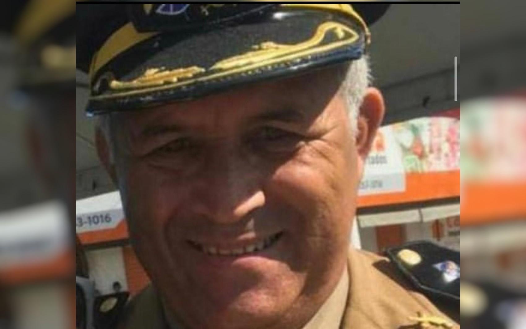 Major da reserva remunerada da PM morre de Covid-19, em Goianésia