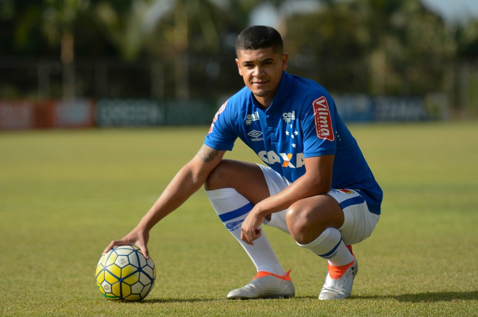Denilson Cruzeiro — Foto: Washington Alves/Light Press