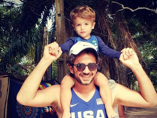 Felipe Andreoli (Foto: Reprodução/Instagram)