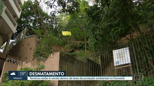Terrenos estão à venda em área de proteção ambiental no Humaitá