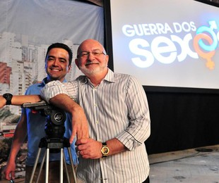 Daniel Ortiz e Silvio de Abreu | TV Globo