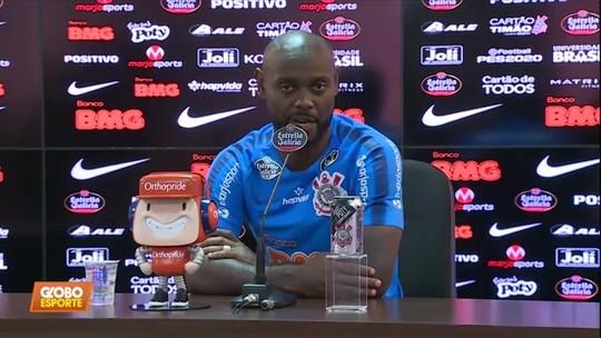 Escalação do Corinthians: com Boselli fora, Love deve ganhar vaga no ataque contra o Botafogo