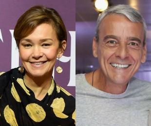 Julia Lemmertz e Alexandre Borges | TV Globo