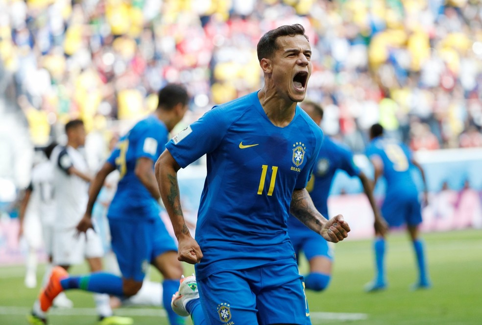 Phellippe Coutinho (Foto: Max Rossi/Reuters)