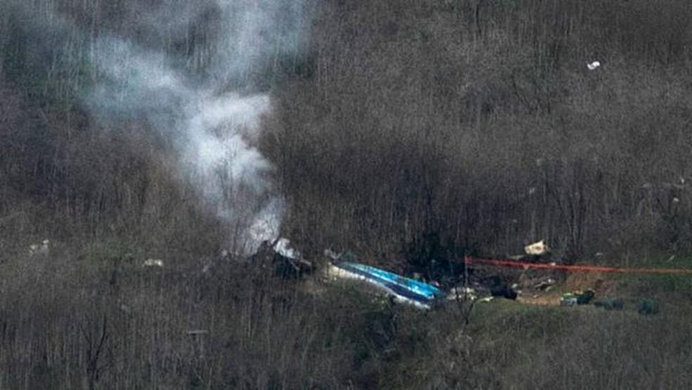 Ainda não há certeza sobre as causas do acidente — Foto: Getty Images/BBC