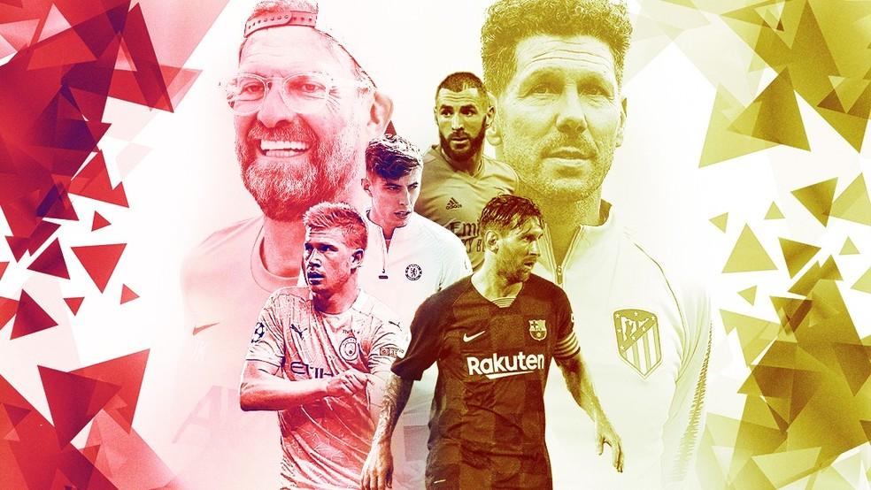 Real Ou Barca Liverpool Ou City Veja Palpites E Previsoes Para Os Campeonatos Na Espanha E Inglaterra Futebol Internacional Ge
