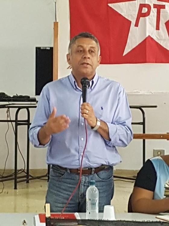 Gilmar Machado, ex-deputado federal e ex-prefeito de Uberlândia (Foto: Reprodução/Facebook)