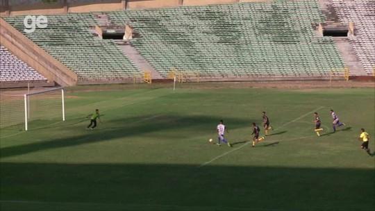 Piauí bate o Timon e aguarda jogo entre River-PI e Biro para conhecer rival na semi do Piauiense sub-17
