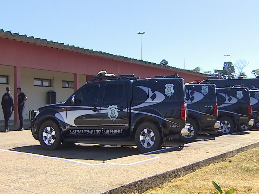 Penitenciária Federal de Porto Velho (Foto: Reprodução/Rede Amazônica)