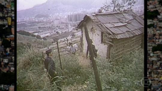 Favela da Rocinha já foi roça de verdade; conheça as suas origens