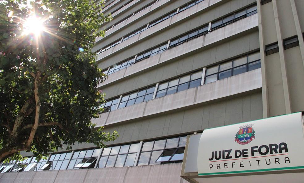 -  Prédio da Prefeitura de Juiz de Fora passará por melhorias  Foto: Prefeitura de Juiz de Fora/Divulgação