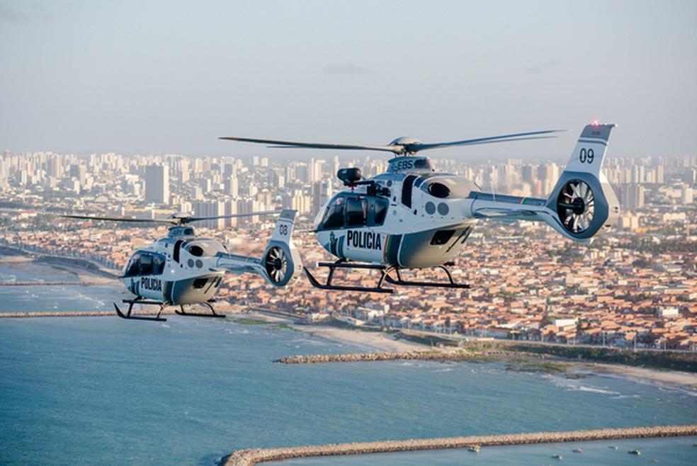 Pilotos civis estão perdendo mercado no Ceará porque militares oferecerem o mesmo serviço a um preço menor — Foto: Agência Diário
