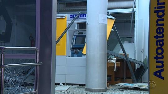 'Terror, terror mesmo', relata testemunha sobre ataque a bancos que deixou feridos em Butiá