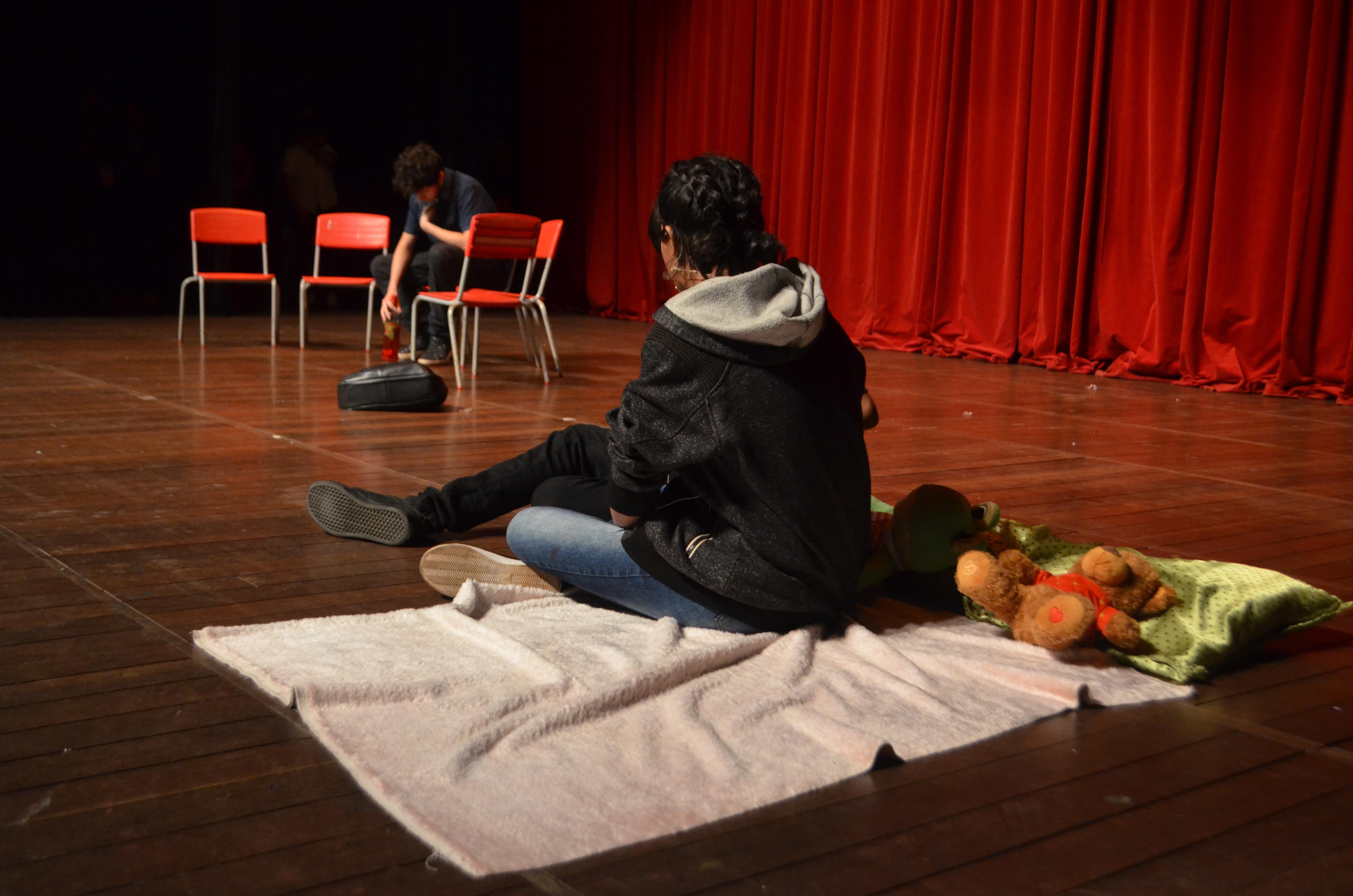 Drogas, aborto e feminicídio são temas de peças teatrais de alunos em Macapá
