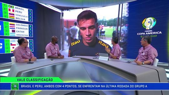 Troca debate titularidade de  Philippe Coutinho, jogador que mais atuou com Tite na Seleção