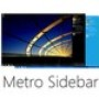 Metro Sidebar