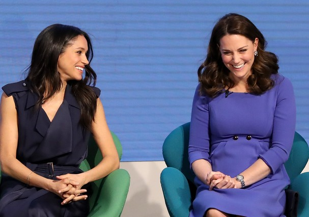 Meghan Markle e Kate Middleton  (Foto: Getty Images )
