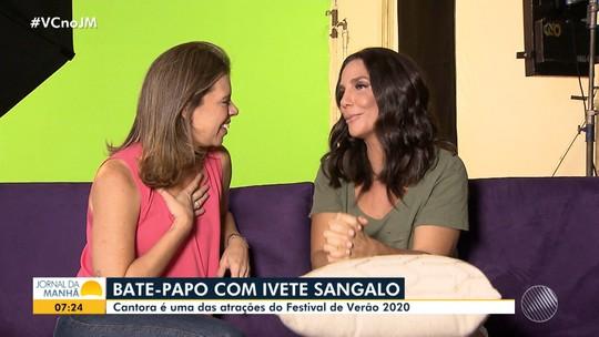Ivete Sangalo comenta a sobre canonização e o legado da Santa Dulce dos Pobres
