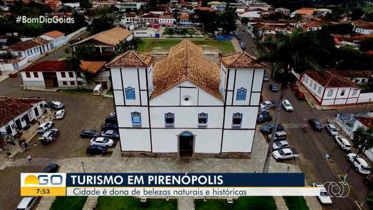 Pirenópolis é um dos destinos turísticos mais procurados pelos goianos