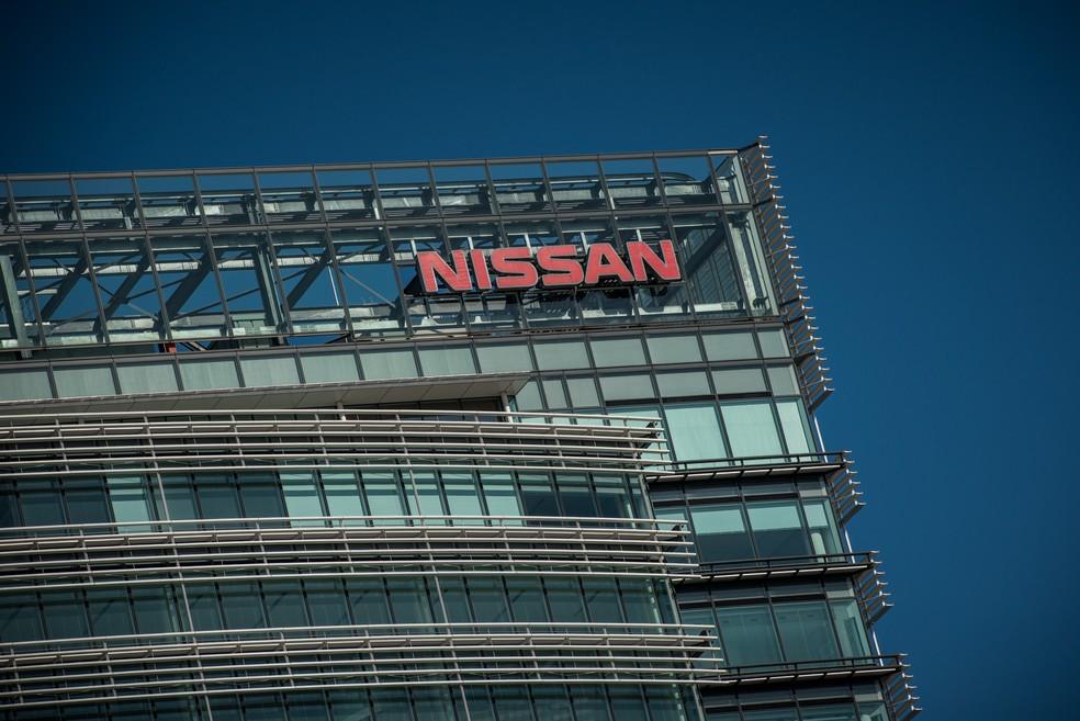 Sede da Nissan no Japão (Foto: Divulgação)