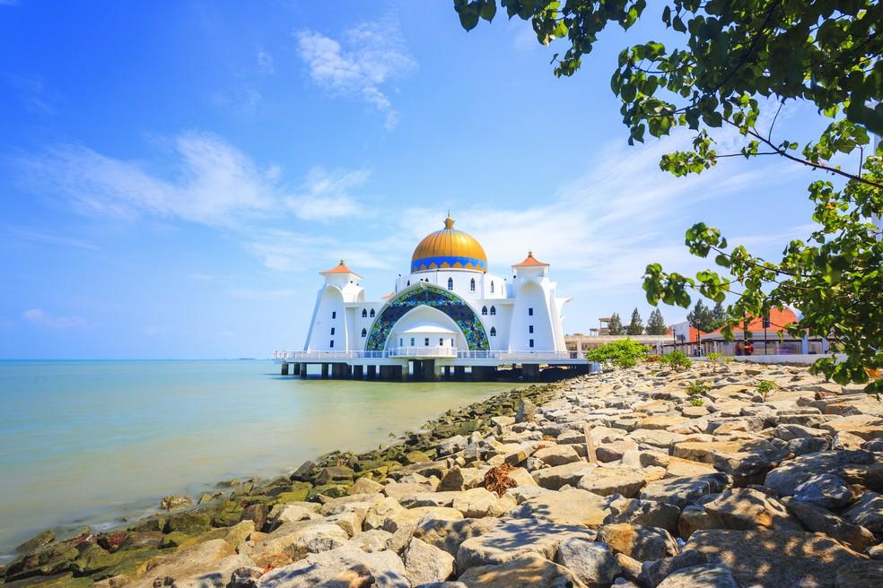 Melaka, Malásia — Foto: Divulgação/Booking