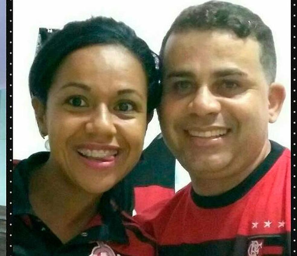 Edvaldo foi morto envenenado pela namorada, no sul da Bahia (Foto: Reprodução/Redes Sociais)