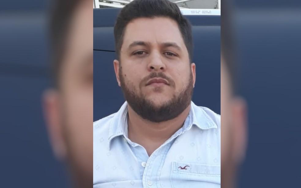 Marido condenado por matar ciclista Cibelle Silveira é preso em Goiânia, Goiás — Foto: PM/Divulgação