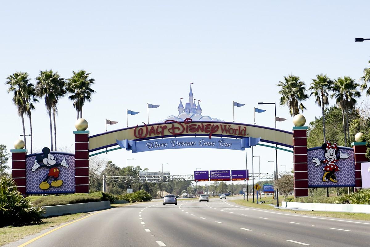 Disney apresenta na quarta-feira (27) plano para reabertura de parques na Flórida | Pop & Arte