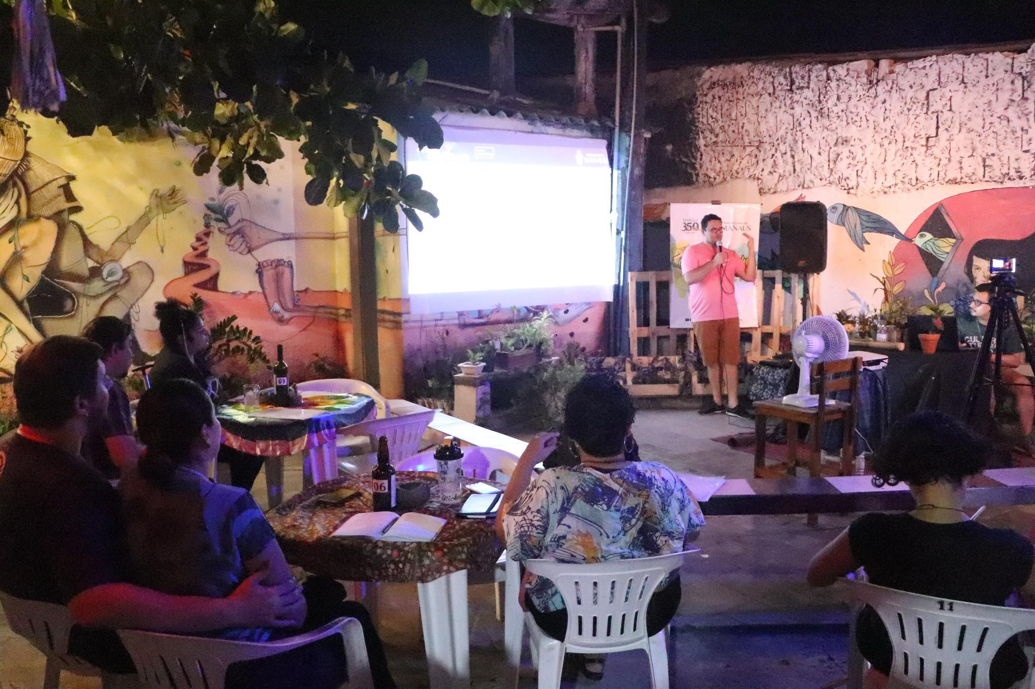 Inscrições para edital de Conexões Culturais 2019, em Manaus, encerram nesta quarta-feira (16) - Notícias - Plantão Diário