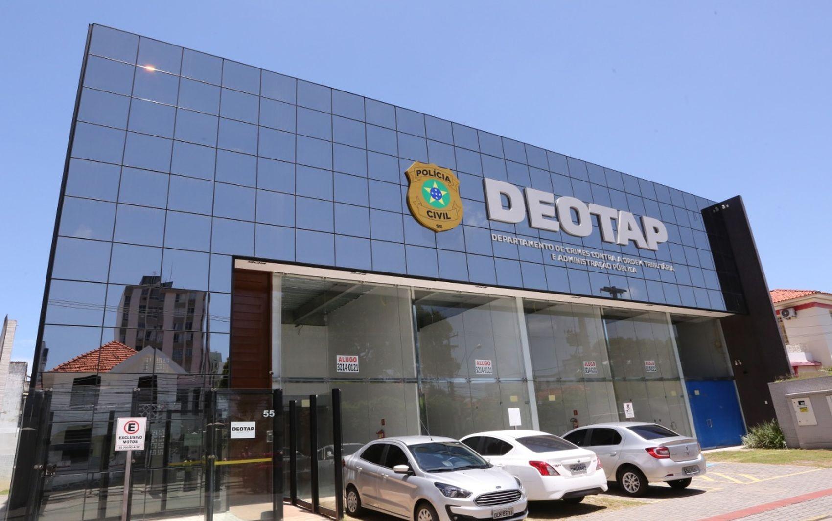 Inquéritos policiais tentam restituir R$ 62 milhões aos cofres do estado de Sergipe