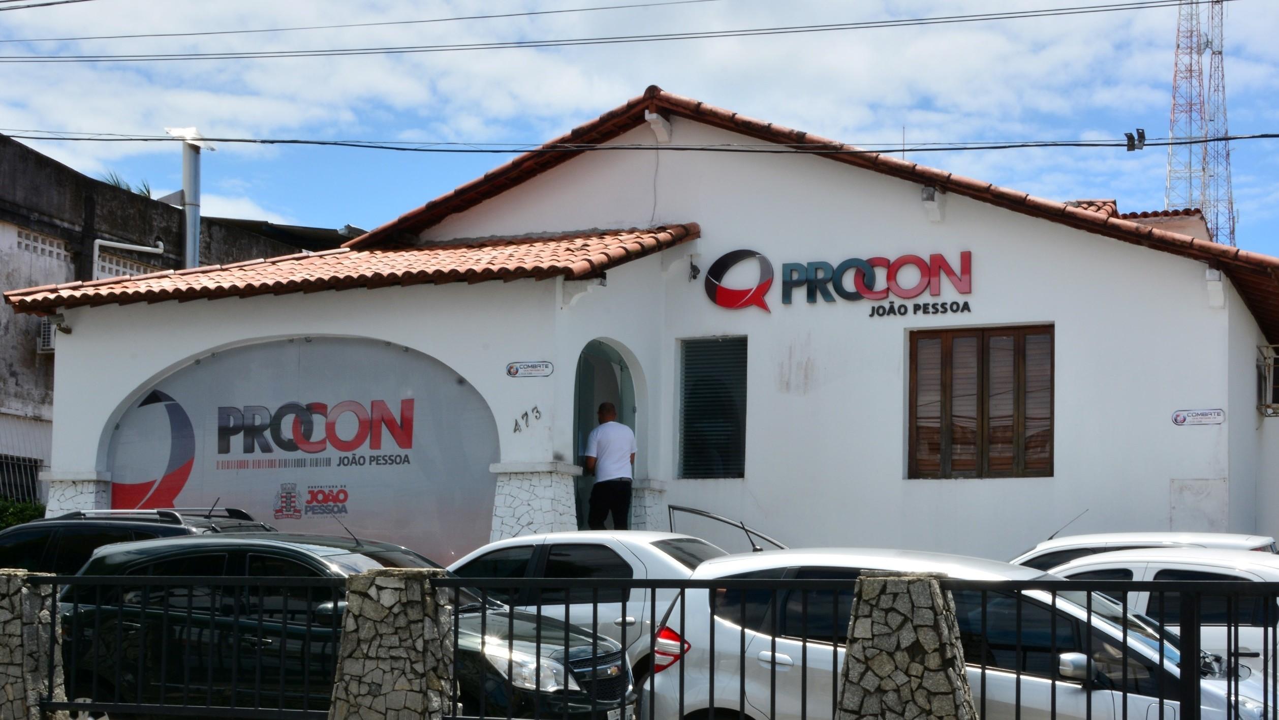 Procon inscreve para 20 vagas de estágio, em João Pessoa