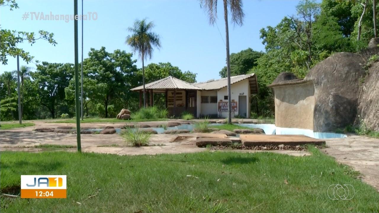 Moradores do Aureny III cobram revitalização de parque que está abandonado e causa insegurança - Notícias - Plantão Diário