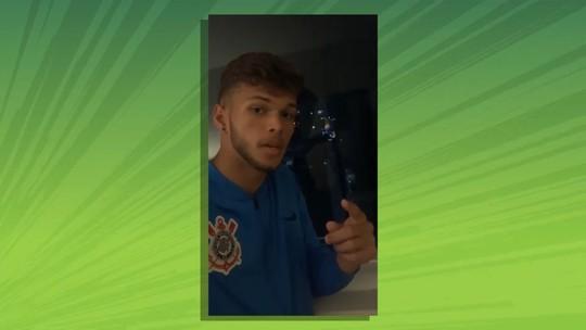 Único roraimense no Corinthians Sub-17, Pedro Gustavo vê final do Brasileirão como o 'jogo da vida'