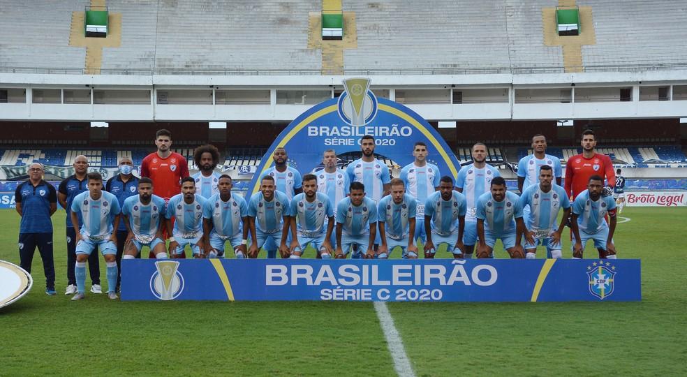 Londrina consegue o acesso à Série B — Foto: Gustavo Oliveira/LEC