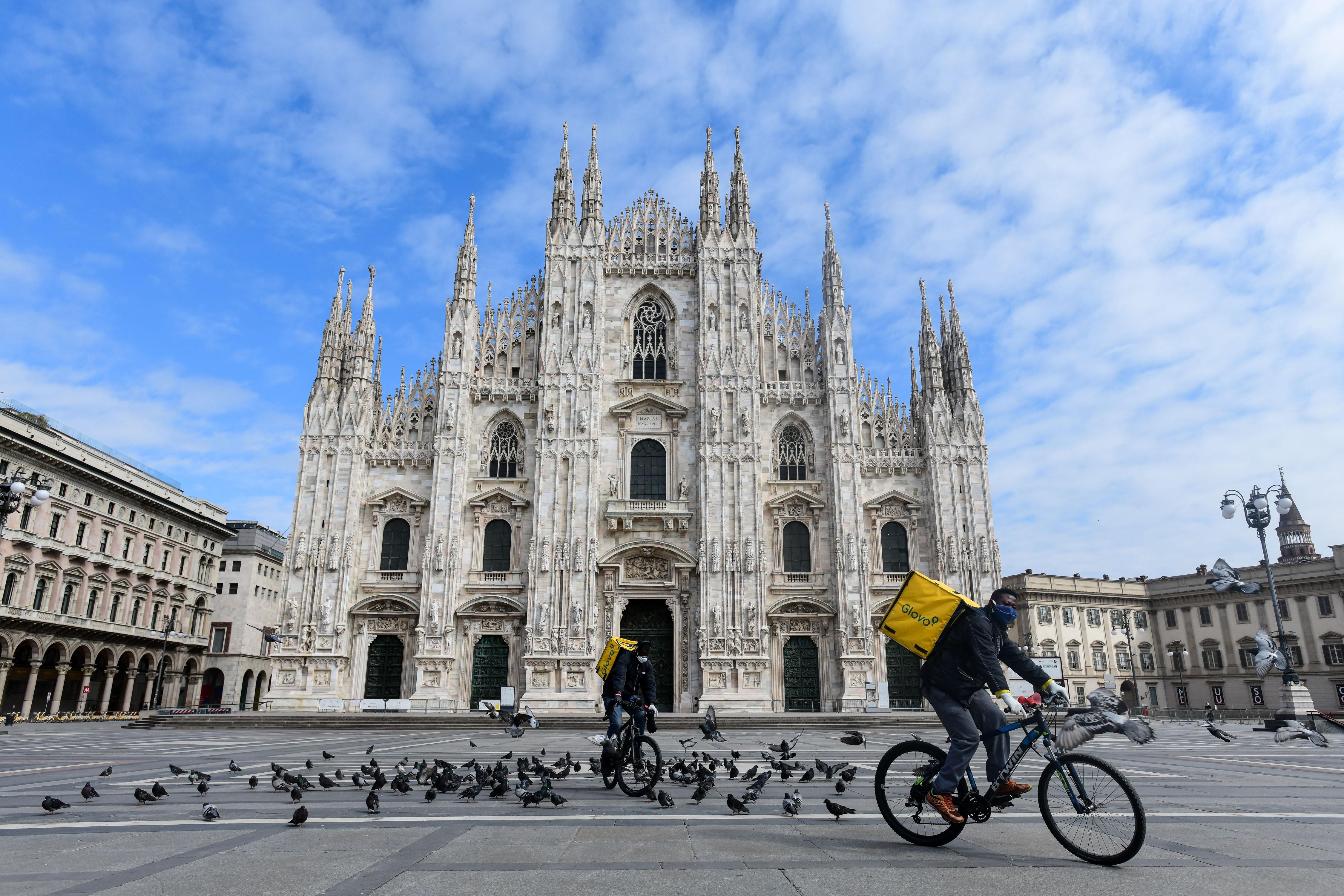 Defesa Civil na Itália diz que confinamento será prorrogado até 2 de maio