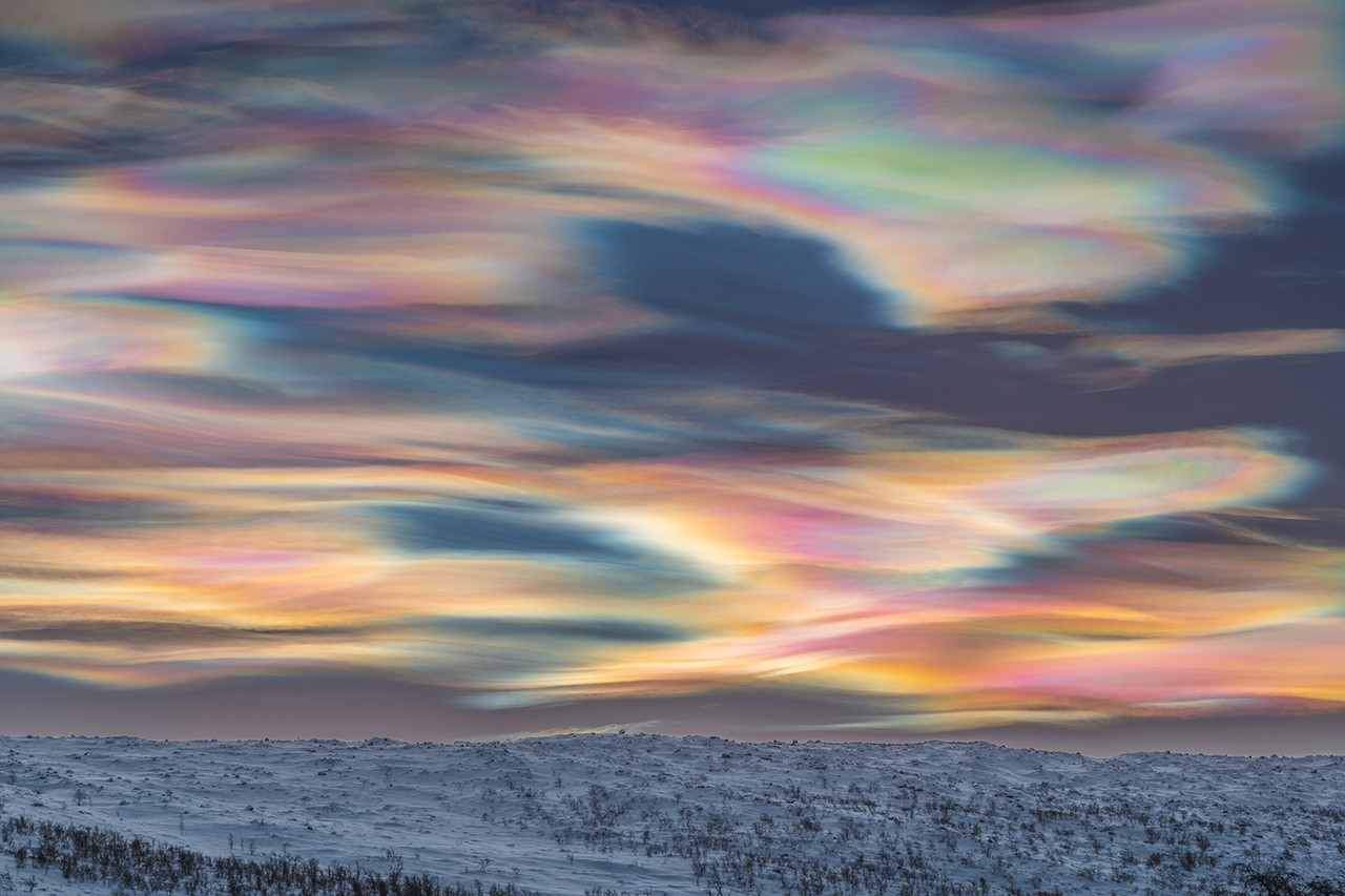 Painting the Sky (Foto: Thomas Kast/Insight Investment Astronomy Photographer)
