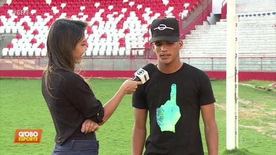 """Thiago projeta gol pelo Flamengo e comemoração com Gabigol: """"Tem que ter passinho"""""""