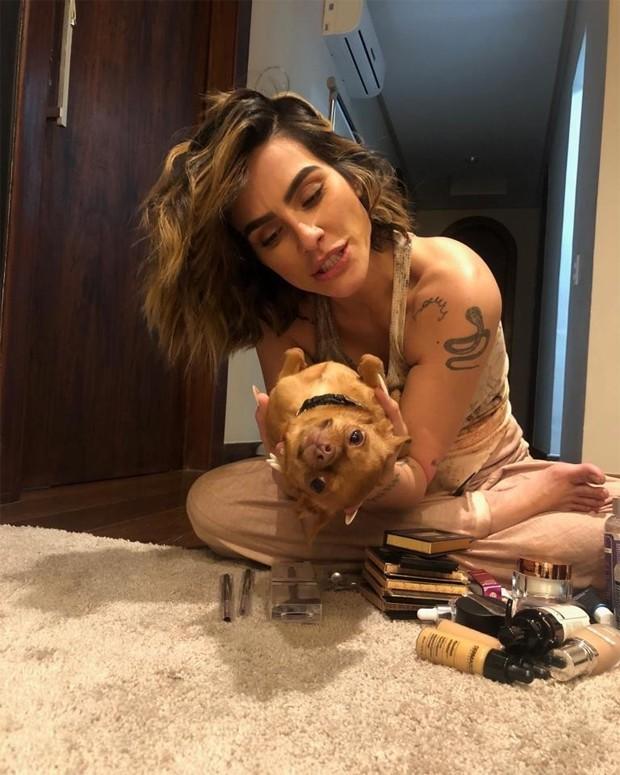 Cleo (Foto: Reprodução / Instagram)