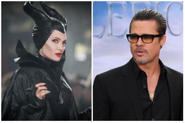 Angelina Jolie e Brad Pitt (Foto: Dilvulgação / Getty Images)