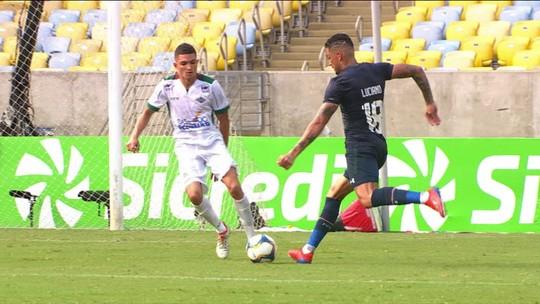 """Mansur analisa momento do Fluminense e ressalta: """"É um trabalho em construção"""""""