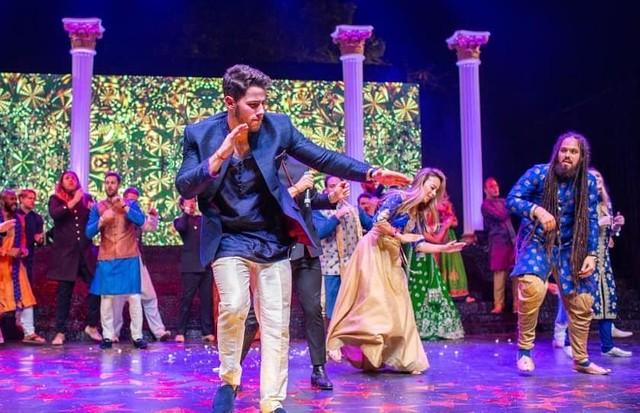 Casamento Nick Jonas e Priyanka Chopra (Foto: Reprodução/Instagram)