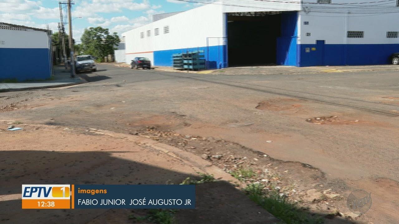 Moradores denunciam buracos em Ribeirão Preto