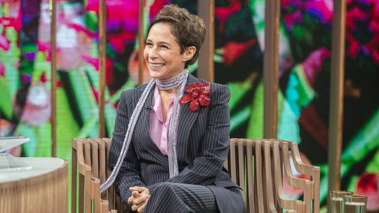 Andréa Beltrão diz que descobriu semelhanças com Hebe ao gravar filme: 'Parece que sou amiga dela'