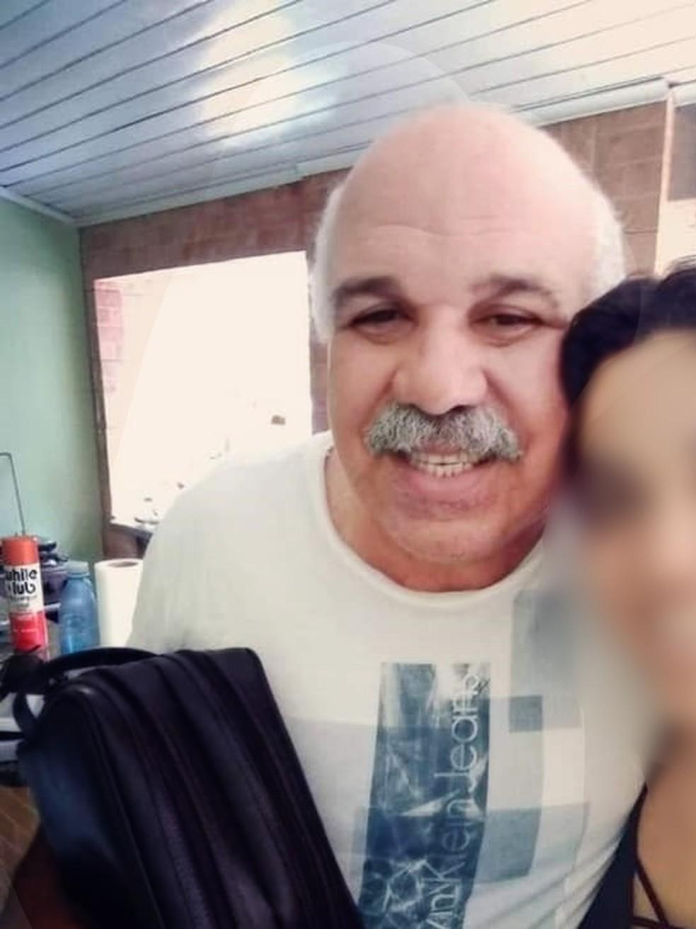 Jonas Teixeira de Moura morreu em Sorriso — Foto: Facebook/Reprodução