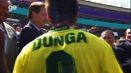 Veja dez momentos marcantes do Brasil na Copa de 1994